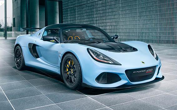 Lotus Exige 40