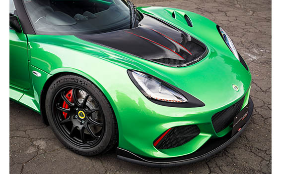 Lotus Exige 62