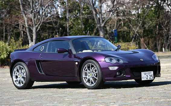 Lotus Europa 225
