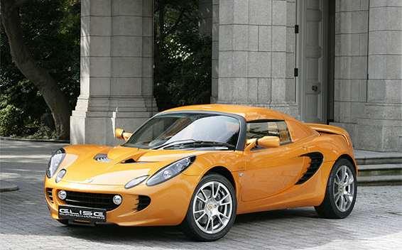 Lotus Elise S RHD MT 1.8 (2008)