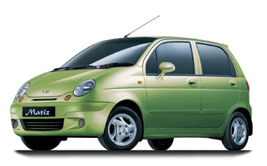 Daewoo Matiz ME RHD MT 0.8 (2002)