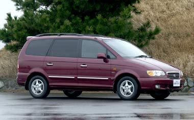 Hyundai Trajet 2.0 GLS RHD AT (2000)