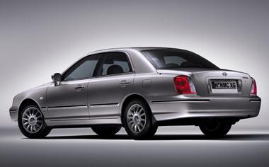 Hyundai XG 2