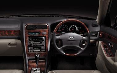 Hyundai XG 3