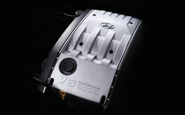 Hyundai XG 4