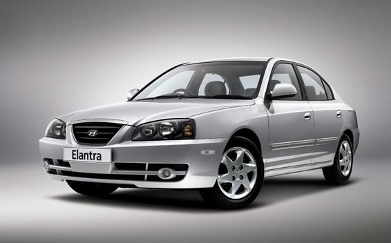 Hyundai Elantra 2.0GLS L PACKAGE AT 2.0 (2003)
