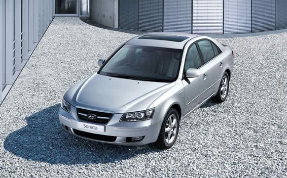 Hyundai Sonata 1