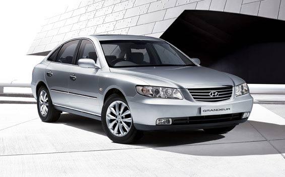 Hyundai Grandeur 1