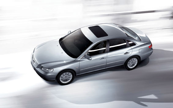 Hyundai Grandeur 3
