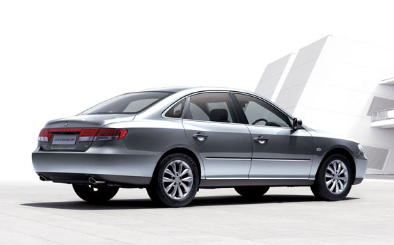 Hyundai Grandeur 4