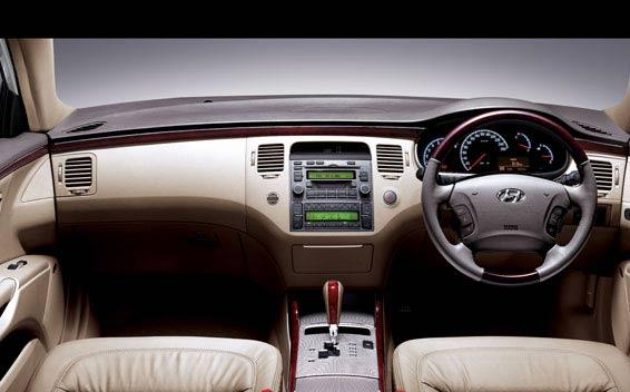 Hyundai Grandeur 7