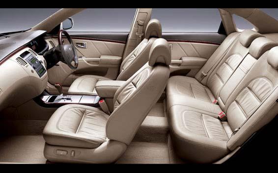Hyundai Grandeur 8
