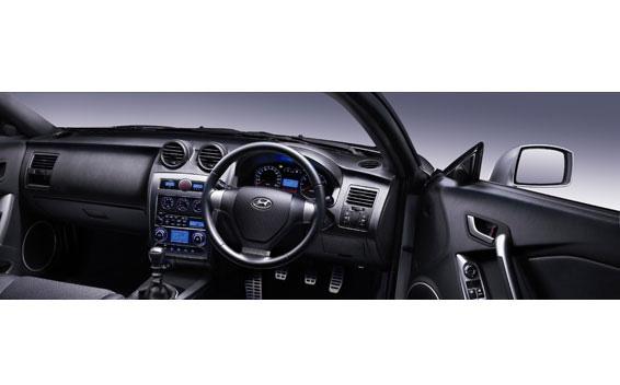 Hyundai Hyundai Coupe 2