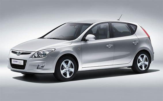 Hyundai i30 1.6GL AT 1.6 (2008)