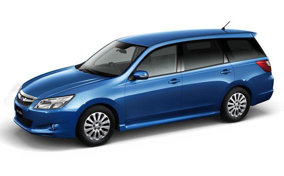 Subaru Exiga 2.0I S ADVANTAGE LINE AWD CVT 2.0 (2012)