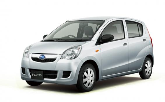 Subaru Pleo 1