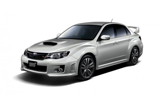 Subaru Impreza Wrx Sti 1