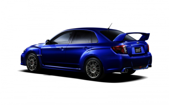 Subaru Impreza Wrx Sti 2