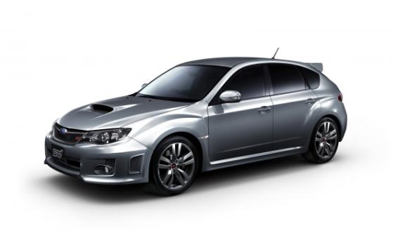 Subaru Impreza Wrx Sti 3