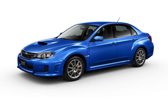 Subaru Impreza Wrx Sti 7