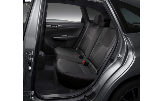 Subaru Impreza Wrx Sti 9