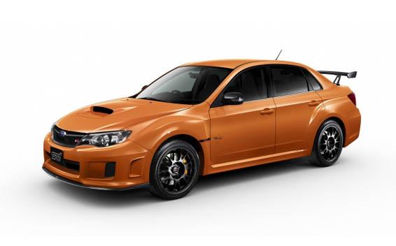 Subaru Impreza Wrx Sti 11