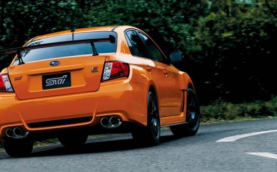 Subaru Impreza Wrx Sti 13