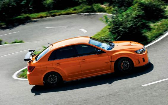 Subaru Impreza Wrx Sti 14