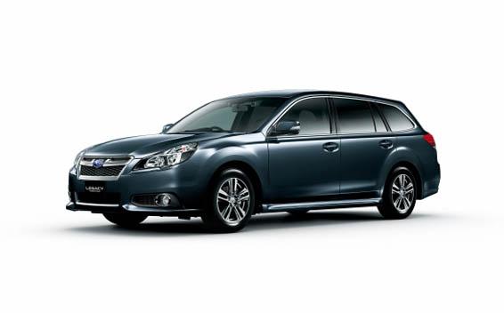 Subaru Legacy Touring Wagon 2