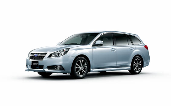 Subaru Legacy Touring Wagon 3
