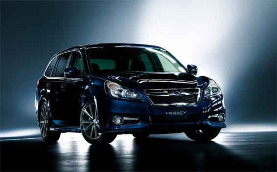 Subaru Legacy Touring Wagon 4