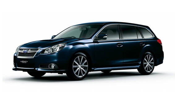 Subaru Legacy Touring Wagon 5
