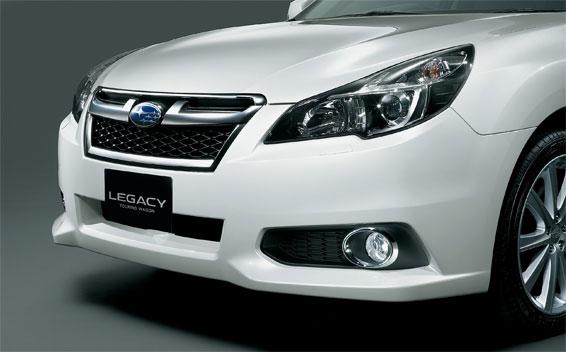 Subaru Legacy Touring Wagon 6