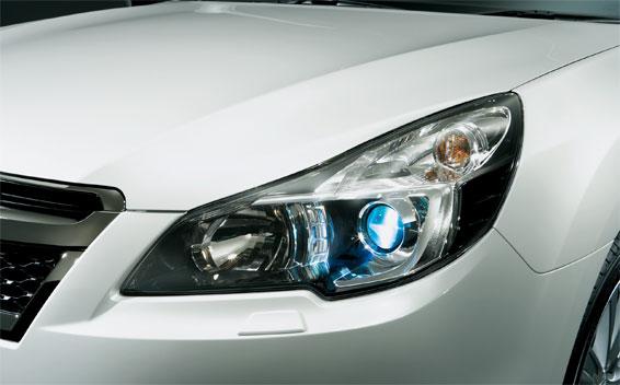Subaru Legacy Touring Wagon 7