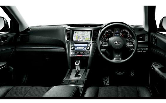 Subaru Legacy Touring Wagon 8
