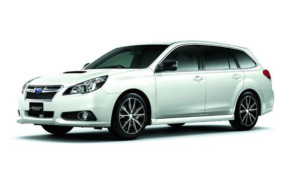 Subaru Legacy Touring Wagon 9