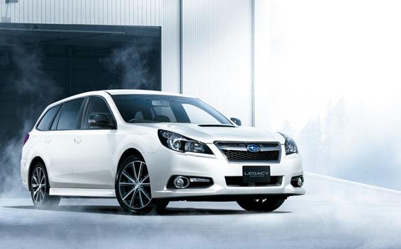 Subaru Legacy Touring Wagon 10