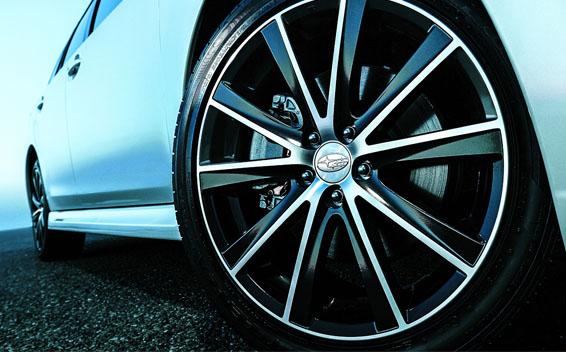 Subaru Legacy Touring Wagon 13
