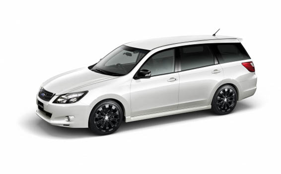 Subaru Exiga 2