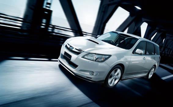 Subaru Exiga 3