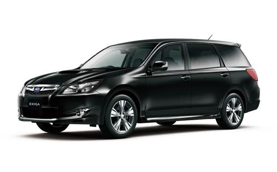 Subaru Exiga 4