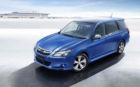 Subaru Exiga 14