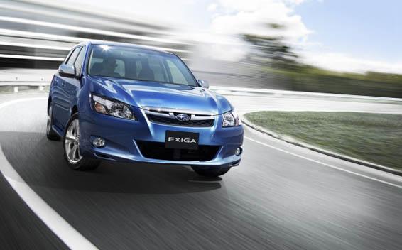 Subaru Exiga 15
