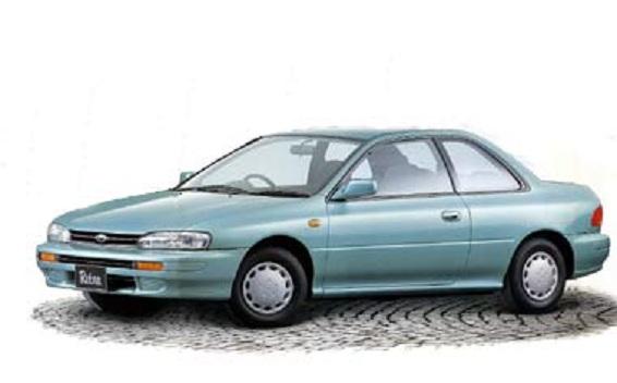 Subaru Impreza Retna 1