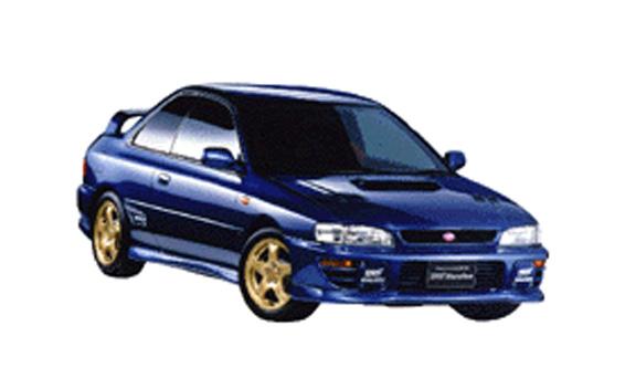 Subaru Impreza Retna 2