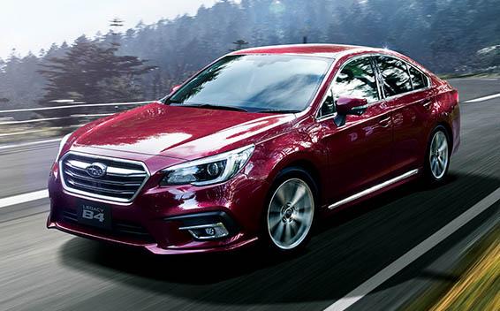 Subaru Legacy B4 1