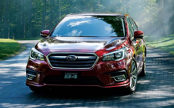 Subaru Legacy B4 3