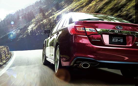 Subaru Legacy B4 4