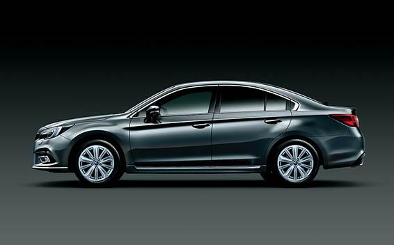 Subaru Legacy B4 7