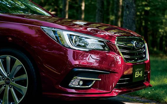 Subaru Legacy B4 9